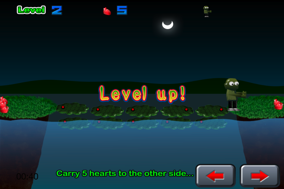 Screenshot iZombie Heart Game HD