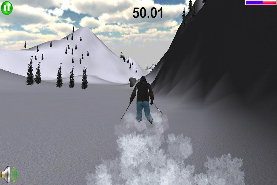 Screenshot Nortic Ski 3D FREE