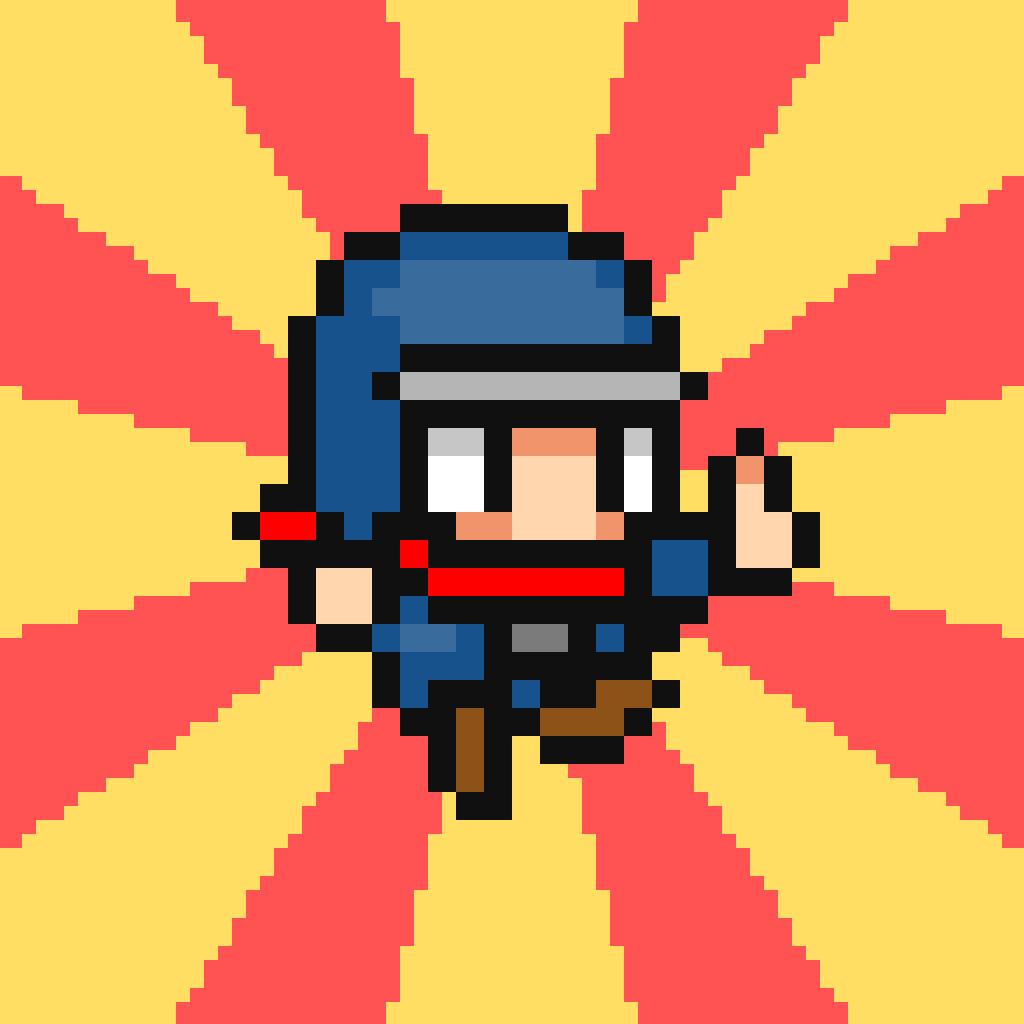 Ninja Smasher! - 忍者アクションRPG!